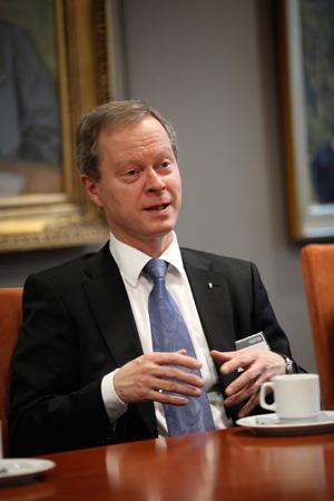 Kuisma Niemelä eroaa SOK:n pääjohtajan tehtävistä