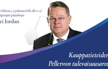 Tampereen yliopiston johtamiskorkeakoulun ja Pellervon tulevaisuusareena 3.9.
