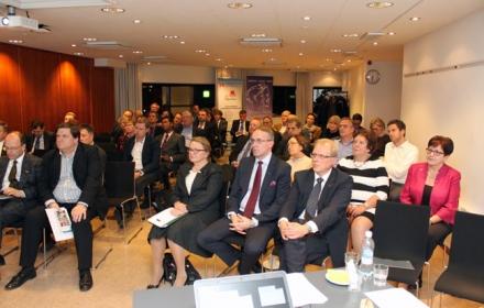 Osuustoiminnan eurooppajärjestöjen hallitukset Suomessa