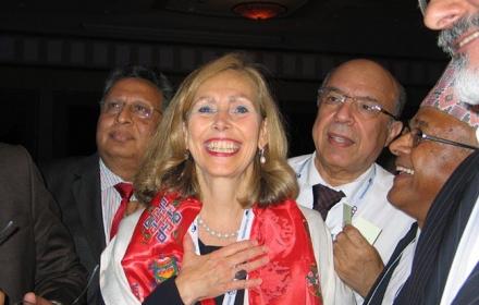 Monique F. Leroux Kansainvälisen osuustoimintaliiton ICA:n puheenjohtaksi