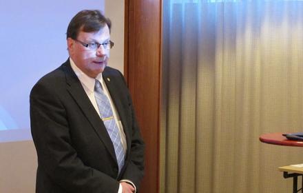 Timo Komulainen jatkaa Pellervon valtuuskunnan puheenjohtajana