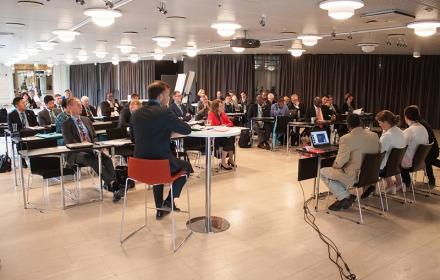 Maailman viljelijäjerstön yleiskokous alkoi Finlandia-talossa