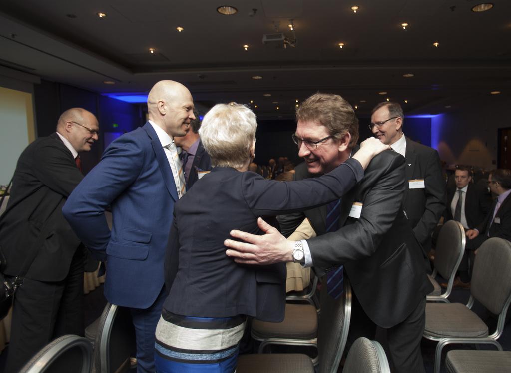 Pellervon vuosikokouksen henkilövalinnat valtuuskuntaan
