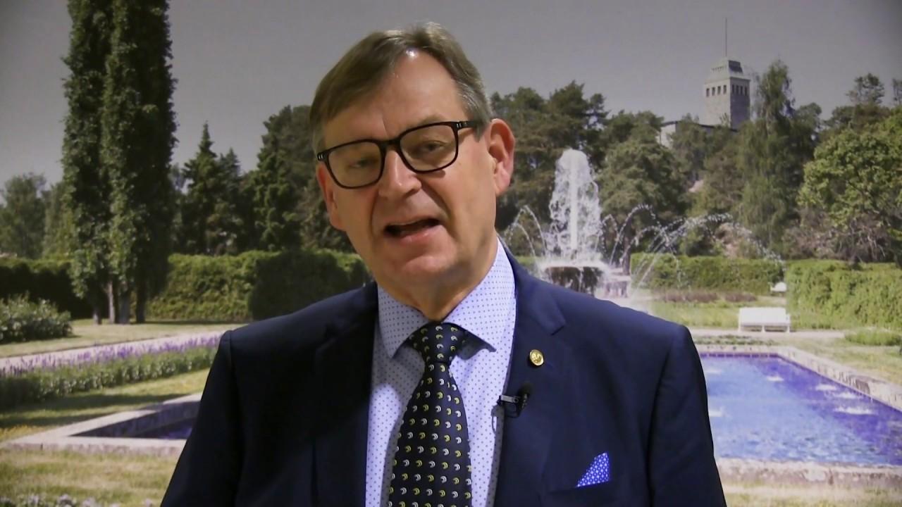 Osuustoimintakeskus Pellervon näkökulma: Seppo Rytivaara