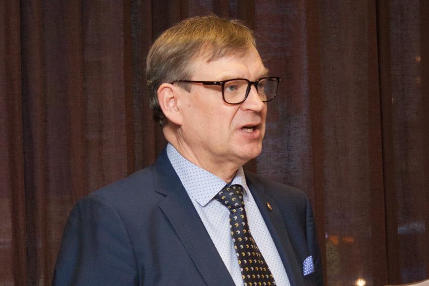 Seppo Rytivaaran Osuustoimintakeskus Pellervon valtuuskunnan avauspuhe