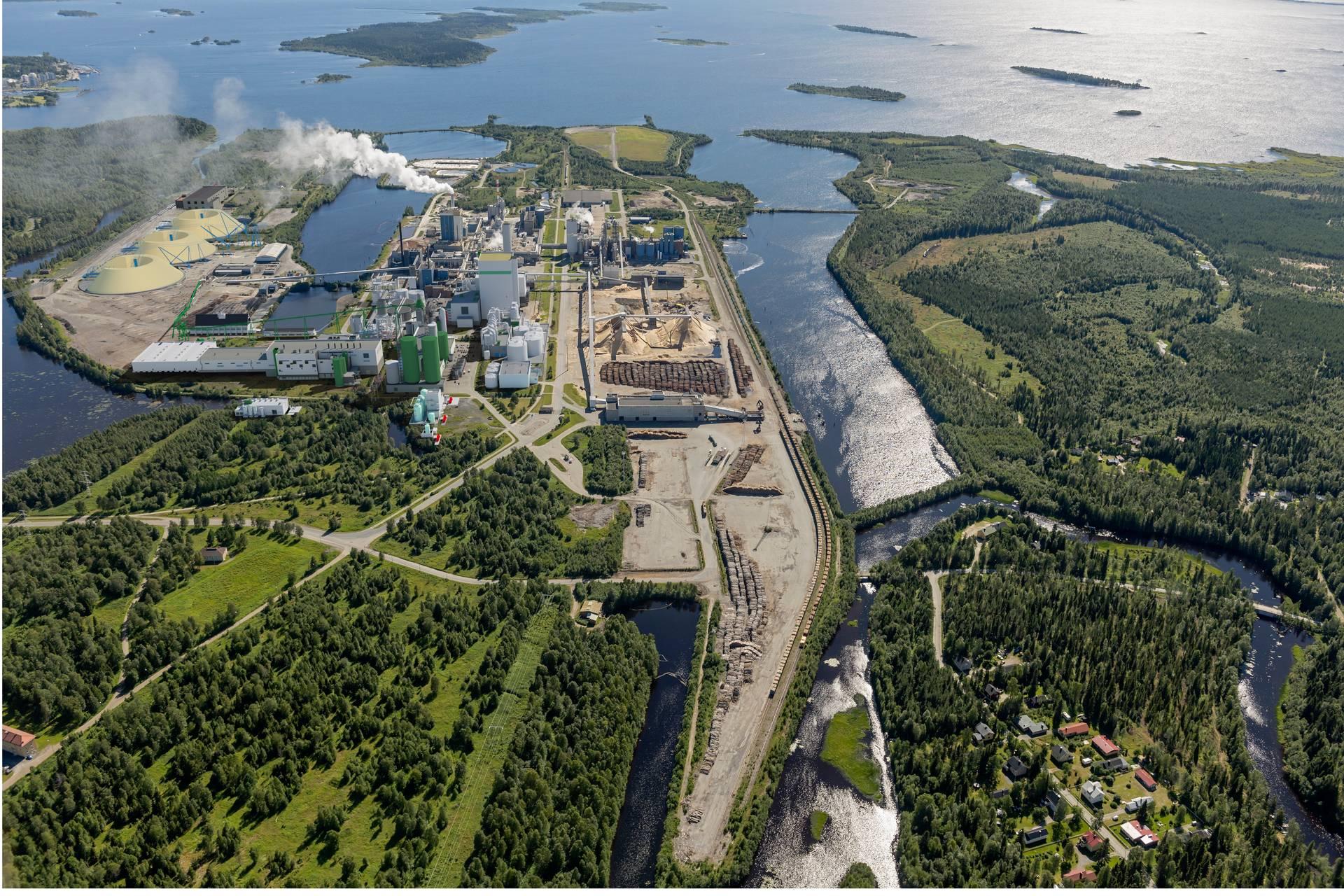 Metsä Group ja Oulun yliopisto tutkimus- ja koulutusyhteistyöhön kestävän metsäteollisuuden kehittämiseksi