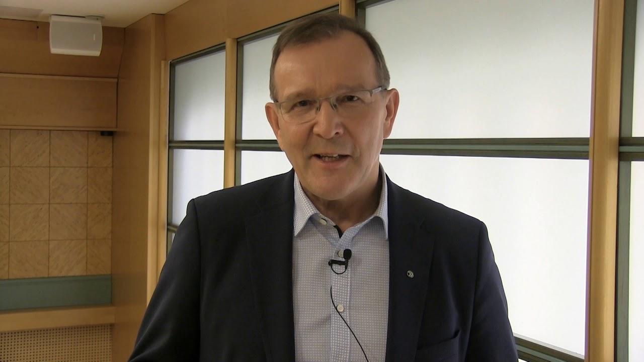 Osuustoimintakeskus Pellervon Näkökulma -videolla Timo Saukkosen katsaus syyskuulumisiimme