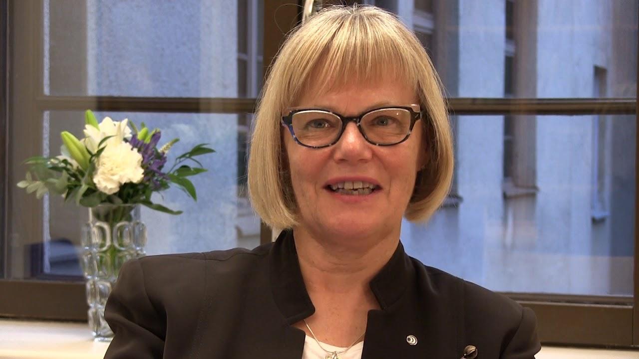 Näkökulma-vieraana Kirsti Kirjonen