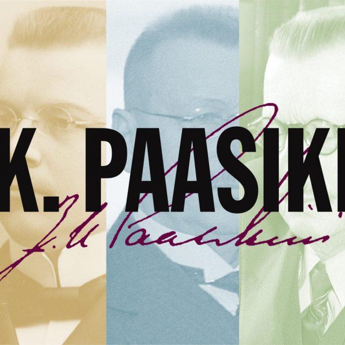Paasikivi talousmiehenä -seminaari perjantaina 28.8.: J.K. Paasikivi oli myös osuustoiminnan vahva edistäjä