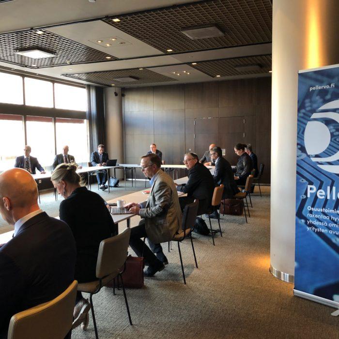 Vuosikokous valitsi Pellervolle uusia jäseniä valtuuskuntaan