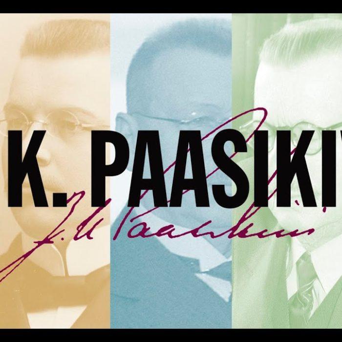 J.K. Paasikivi 150 vuotta – Suomen taloudellinen hyvinvointi. Virtuaalinen talousseminaari
