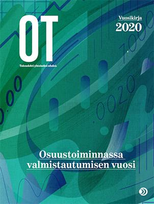 OT-vuosikirjan julkistamisseminaari: Koronan vaikutuksen osuuskuntiin