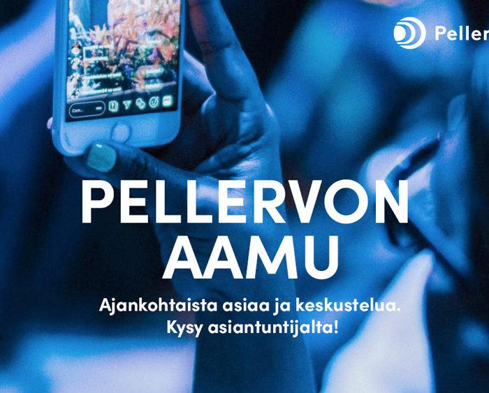 Pellervon Aamu: Yritysmuotona osuuskunta – ja ylpeä siitä! Vieraana tj:t Gustaf Forsberg ja Risto Kantola