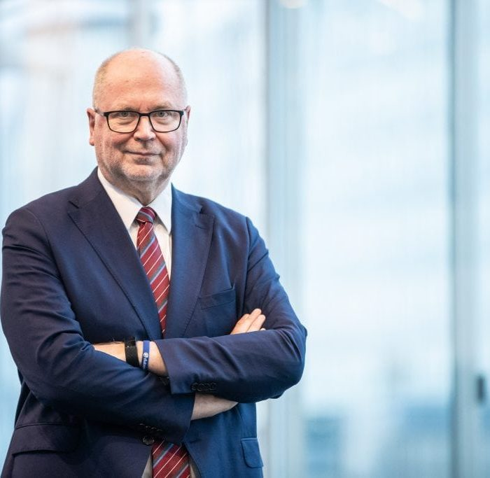 Eero Heinäluomasta Tradekan hallituksen puheenjohtaja