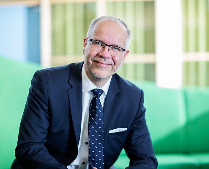 SOK:n uusi pääjohtaja Hannu Krook Pellervon hallitukseen