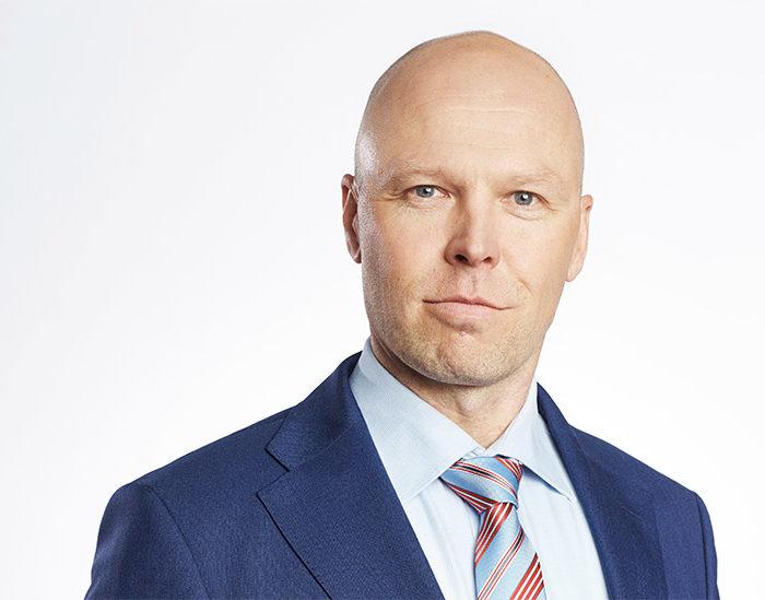 Metsäliiton Jussi Linnaranta uudeksi hallituksen jäseneksi