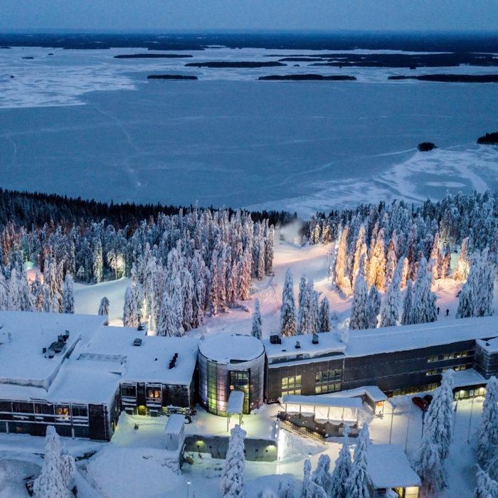 Edelläkävijyys vastuullisuusasioissa toi kaikille Pohjois-Karjalan Sokos Hotelleille kestävästä matkailusta kertovan Sustainable Travel Finland -tunnuksen