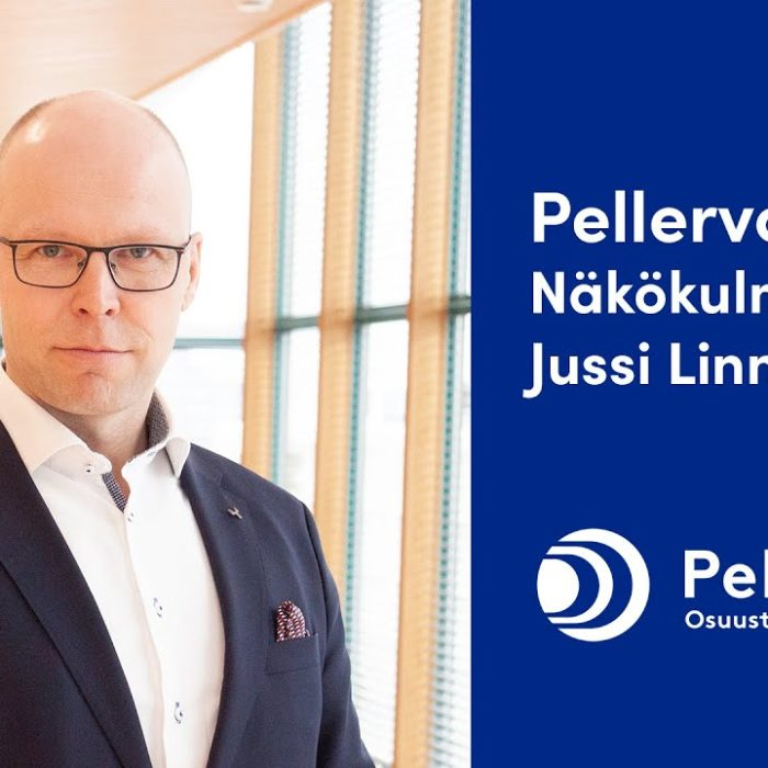 Pellervo NYT. Näkökulma: Jussi Linnaranta, Metsä Group