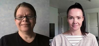 Anne Penttilä ja Heli Nokkala aloittivat Pellervo-Mediassa
