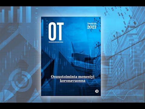 OT-vuosikirja 2021 ilmestyi: Osuustoimintayrityksissä jätti-investointeja ja hyvää menestystä