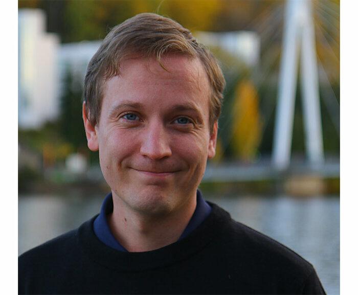 Taneli Vaskelainen aloitti osuustoimintatutkijana Ruraliassa